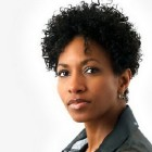 Short natural hair styles for black women