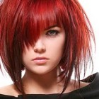Short red hair styles
