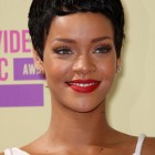 Short rihanna hairstyles