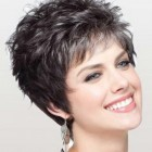 Short style wigs