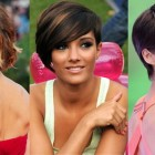 Short trendy hairstyles for 2014