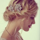 Short updos for wedding