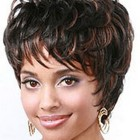 Short wigs for women