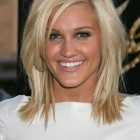 Simple medium length hairstyles