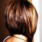 Stacked haircuts for women