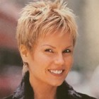 Styles of short haircuts for women
