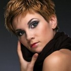 Super short hairstyles for women