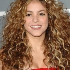Thick curly hairstyles