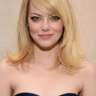 Thin medium length hairstyles