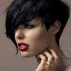 Trendy short haircuts for women 2014
