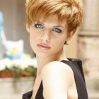 Trendy short haircuts for women over 50