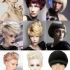 Trendy short hairstyles for women 2014