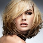 Trendy shoulder length haircuts