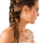 Types of braided hairstyles