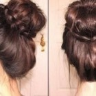 Updo hairstyles 2014