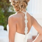 Updo wedding hair
