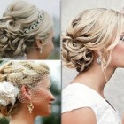 Updos for brides