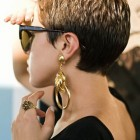 Very short hairstyles for 2014