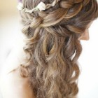 Wedding hair dos