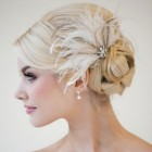 Wedding hair fascinators