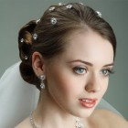 Wedding hair jewels