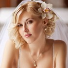 Wedding hair styles short hair