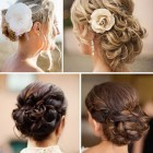 Wedding hair styles up