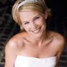 Wedding short hair styles