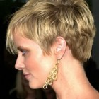Woman short hair styles
