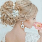 2015 bridal hairstyle