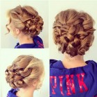 Braid prom hairstyles 2015