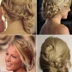 Bridal braids hairstyle