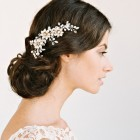 Bridal hairstyles accessories