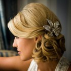 Bridal hairstyles bun