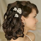 Bridal hairstyles for women