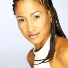 Cornrow braiding hairstyles