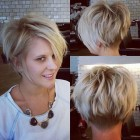 Latest short haircut for women 2015