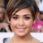 Latest short hairstyle for ladies