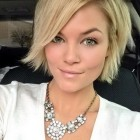 Newest short hairstyles 2015