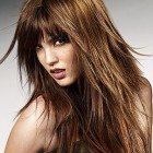 Perfect long layered haircut