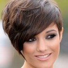 Short hairstyle for short hair