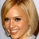 Short to medium length haircut styles