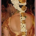 South indian wedding bridal hairstyles