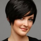 The latest short hairstyles 2015
