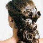 Trendy bridal hairstyles