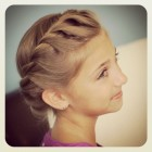 Hairstyles 1 2 updo