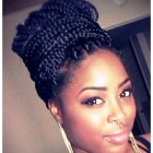 Hairstyles i can do with braids
