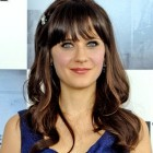 Hairstyles zooey deschanel