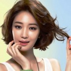Hairstyles korean women