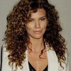 Hairstyles naturally curly hair